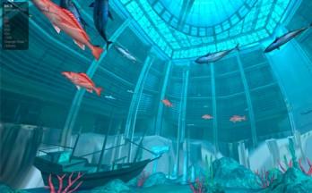 Aquarium WebGL
