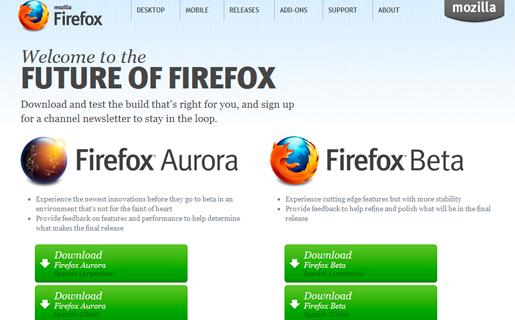 Los navegadores se renuevan en el 2012