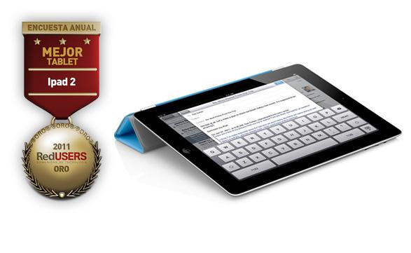 El iPad 2 es la tablet preferida entre los lectores de RedUSERS.