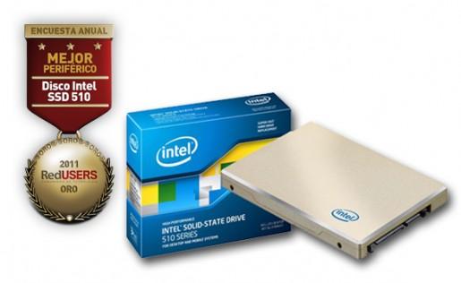 Los discos duros externos SSD son un medio de almacenamiento muy interesante. Y el de Intel fue elegido el mejor accesorio de 2011.