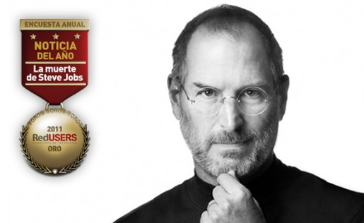 Sin dudas, la muerte de Steve Jobs fue el hecho más importante de 2011: casi 6 de cada 10 lectores lo votaron.