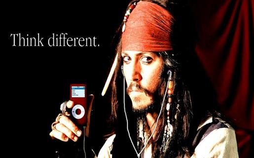 Hay un poco de Kopimistas dentro de cada uno, incluso Jack el pirata mas famoso.