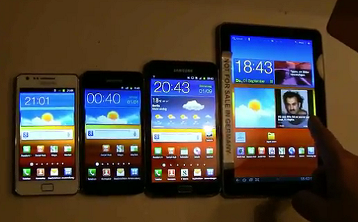 Samsung es el nuevo lider mundial en ventas de dispositivos móviles