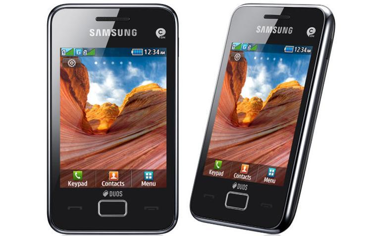 0c6ebfd71ad7b La nueva gama de equipos simples Samsung Star 3 y Star 3 DUOS no son ...