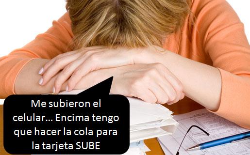 Movistar y Claro aumentará sus tarifas. Personal prometió no subirlas en todo 2012.