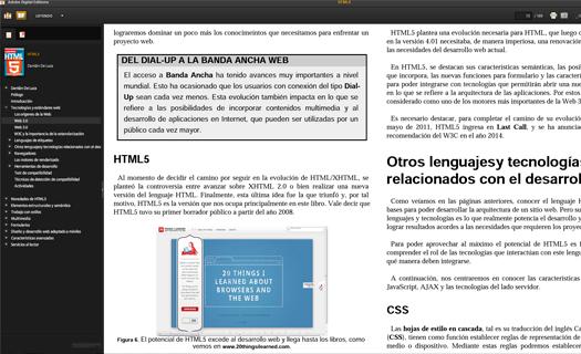 HTML5 E-book