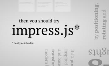 Impress.js