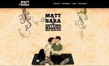 Matt y Sara