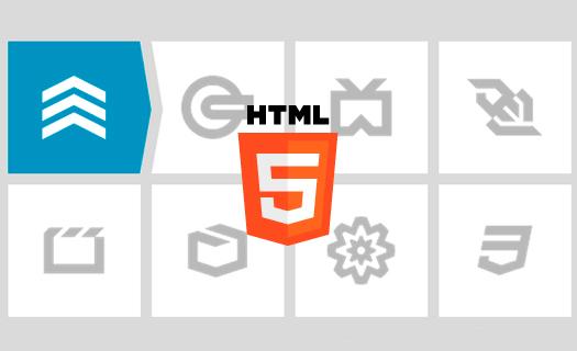 HTML5 llega acompañado por muchas tecnologías