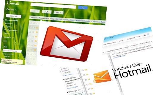 Microsoft incentiva la migración de Gmail hacia Hotmail desde su blog oficial.