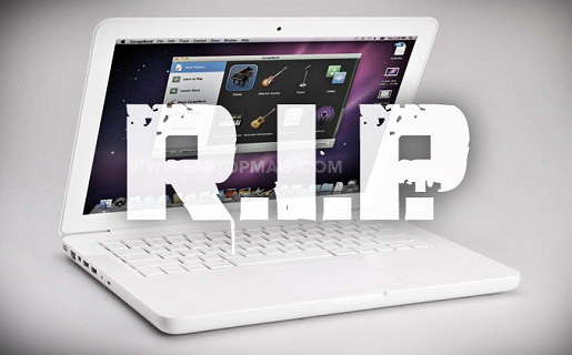 Apple discontinúa la MacBook color blanco - RedUSERS