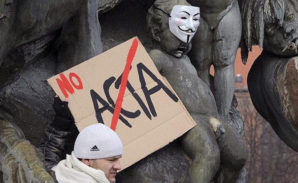 Alemania también cede al clamor popular y no ratificará el opresivo tratado ACTA.