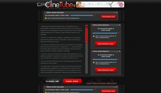 Los titulares de cinetube.es fueron sobreseidos en España