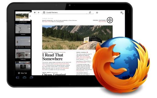 La versión de Firefox para Android es algo pesada, pero cuenta con muchas más capacidades que el navegador por defecto.