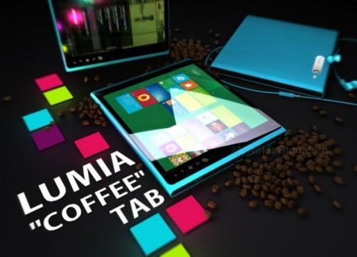 Lumia Coffee Tab sería el nombre de la flamante tablet de Nokia