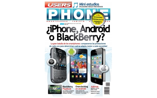 Phone USERS 8