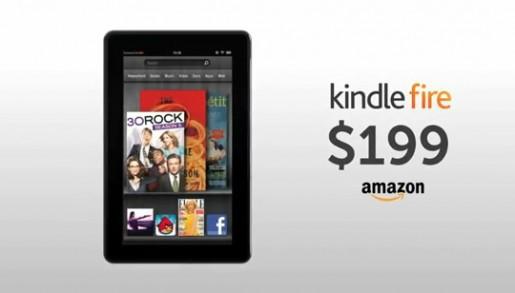 Google atacaría el mercado de las tablets económicas, y su principal competidor sería el Kindle Fire de Amazon.
