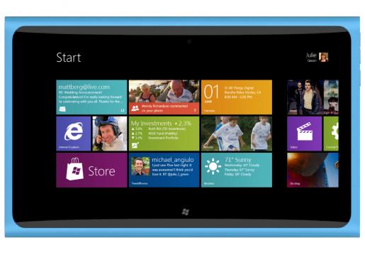 La tablet de Nokia podría llegar a las tiendas a finales de 2012