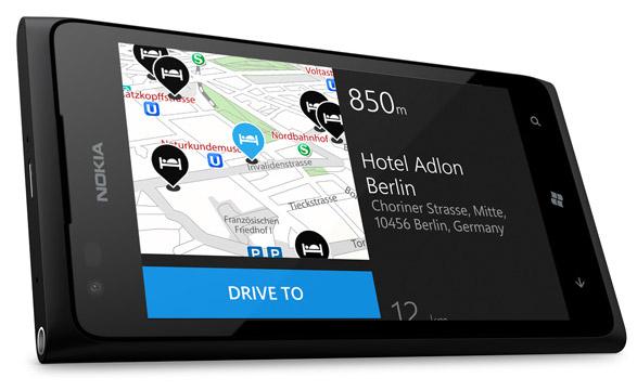 La línea Lumia de Nokia mejora todavía más sus servicios de navegación.
