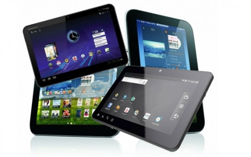 Las tablets, en franco ascenso.