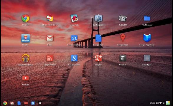 """Chrome OS recibió un importante """"lavado de cara"""" para revitalizarlo."""