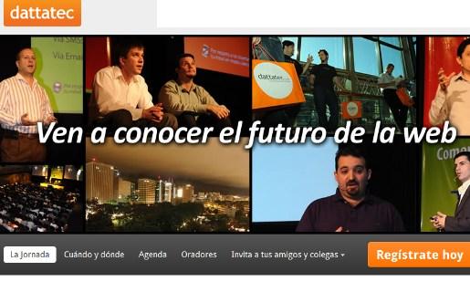 En el evento participarán ejecutivos de Dattatec y reconocidos expertos de Internet.