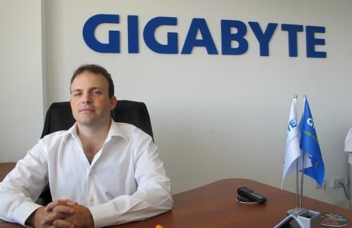 Hernán Chapitel, Country Manager para el Cono Sur de GIGABYTE