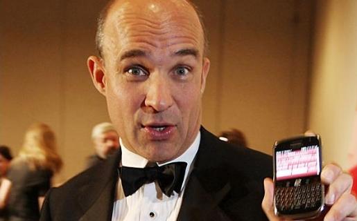 Jim Balsillie, ex co-CEO de RIM, quería un ecosistema más abierto para BlackBerry