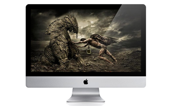 Mac OS X no es tan invulnerable como parece.