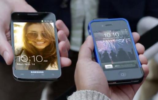Samsung y Apple, cada vez más cerca de un acuerdo.