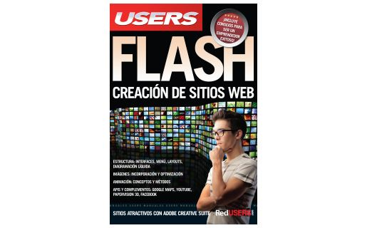 Flash: creación de sitios web