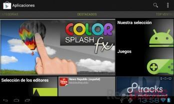Con un poco de maña, se pueden instalar las aplicaciones de Google, con el Play Store incluido.