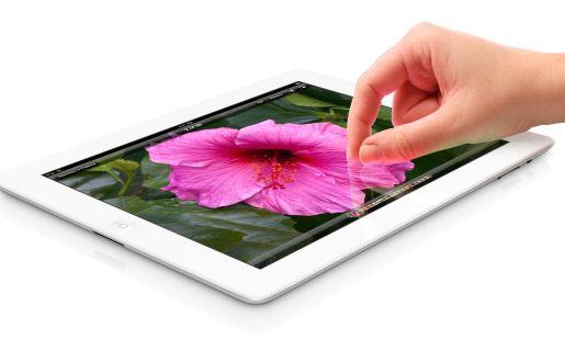 El nuevo iPad está en la Argentina a 3.799 pesos.