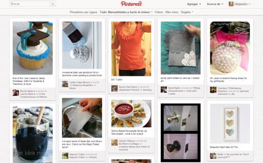 """La plataforma de Pinterest sería la más cómoda para comprar y vender artículos por ser una especie de """"vidriera""""."""