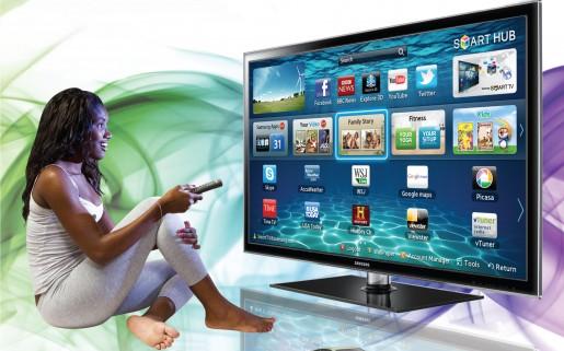 Las smart TVs permiten reproducir contenido online como Netflix y Youtube, bajar apps y hacer videoconferencias