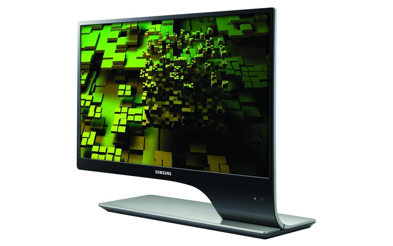 Diseño, tecnología, juegos y películas en 3D... ¿qué más se le puede pedir a esta pantalla LED?