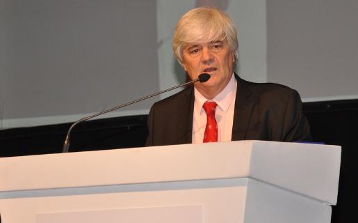 José María Louzao, presidente de la CESSI.