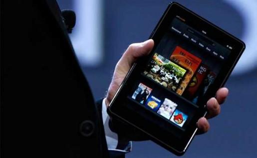 Kidle Fire podría llegar al mercado en una edición de más extensa.