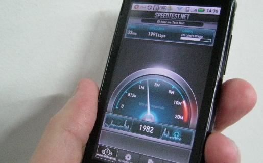 En este informe usamos la versión web, pero SpeedTest también ofrece apps para iOS y Android.
