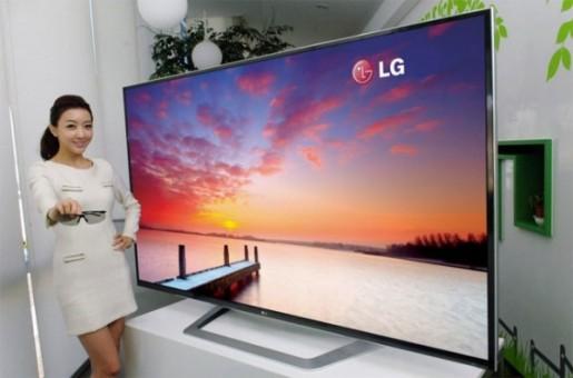 Lg ofrecer pantallas oled flexibles de 60 pulgadas para for Cama de 60 pulgadas
