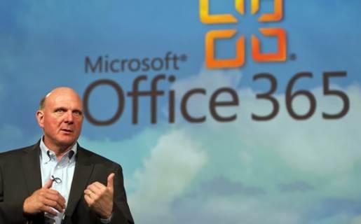 Para Microsoft, Google Apps puede ser un fuerte competidor de Office 365.