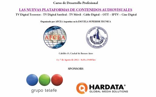 El evento se realizará los días 6 y 7 de agosto, de 8.30 a 19, en Cabildo 15, Buenos Aires.