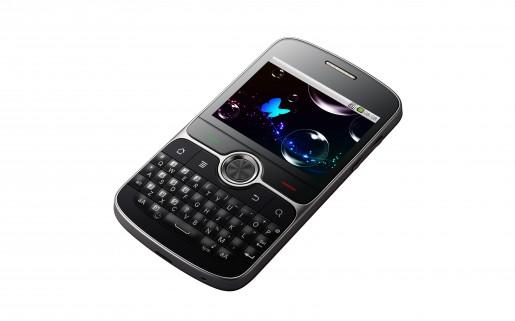El smartphone se destaca por su teclado físico QWERTY, que está a la altura de los presentes en modelos de altísima gama.
