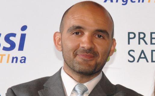 Diego Berardo, vicepresidente de la CESSI.