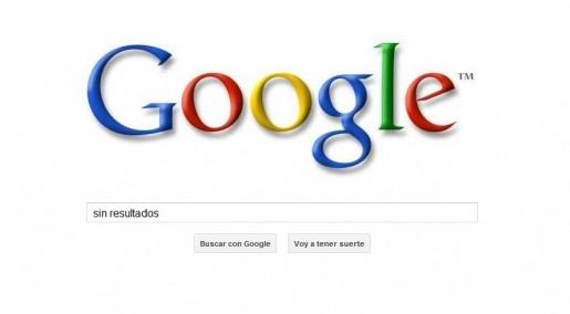El cambio de algoritmos para las búsquedas de Google