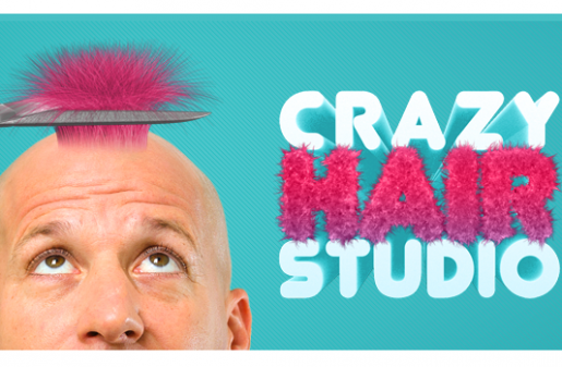Crazy Hair Studio ya está disponible en el App Store.