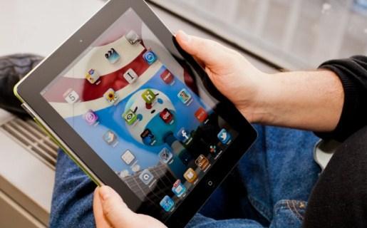 El iPad sería la tablet más afectada.