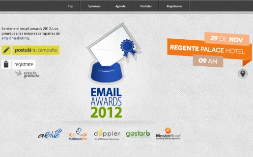 Email Awards 2012