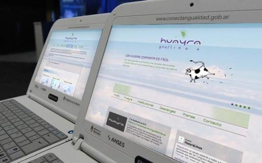 Huayra está basado en Debian, igual que Ubuntu.