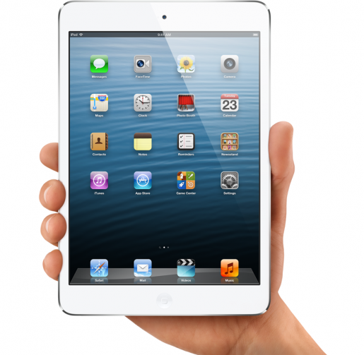 La nueva tablet de Apple ya aparece en la web oficial de la compañía